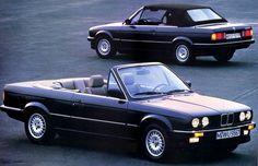 BMW-e30 convertible 1982-94