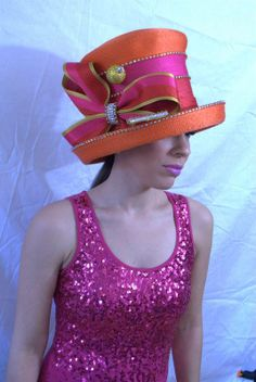 Nice spring hat!!