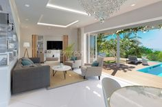 Maison/villa - 3 chambres - 255m²