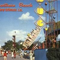 Beach Images, Beach Pictures, Six Flags New Orleans, Sky Ride, New Orleans History, New Orleans Vacation, Lake Pontchartrain, Louisiana Homes, Dere