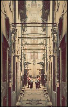 'China in a Mirror' Sheds a new Light on the Chaotic City #city #photography trendhunter.com