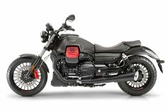 The new Moto Guzzi Audace Carbon—one of the highlights of the 2016 Intermot motorcycle show.