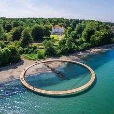 The Infinite Bridge, Aarhus. Denmark.