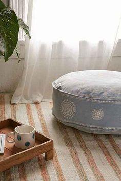 Harriet Folky Floor Pillow