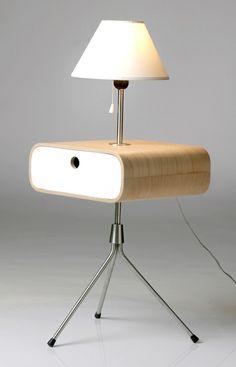 Lamp + by Yuval Tal, via Behance