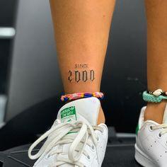 Cada dia me surpreendendo mais com suas tattos 😍💚🤟🏼 É nois ! Obrigada, você arrasa Each day surprising me more with his tattos 😍💚🤟🏼 It's nois ! Dope Tattoos, Baby Tattoos, Badass Tattoos, Pretty Tattoos, Unique Tattoos, Leg Tattoos, Body Art Tattoos, Small Tattoos, Tattos