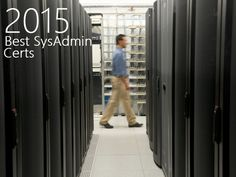 Summary      Top 5 SysAdmin Certs     Microsoft MCSA & MCSE: Windows Server     LPIC: Linux Professional Institute Certifications     RHCE: Red Hat Certified Engineer     VCP5-DCV: VMware Certified Professional 5 - Data Center Virtualization     CompTIA Server+