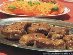 Ricetta scaloppine di filetto al pepe