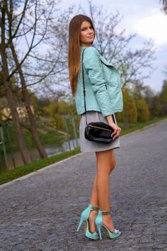 ONLY MY FASHION STYLE: MINT