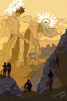 """cassandraclare: """"cassandrajp: """" The Parabatai Curse Queen of Air and Darkness SPOILERS """" Woo! Adorable art from Cassandra Jean, feels like Christmas! Her fave scene and one of mine. Character Inspiration, Character Art, Cassandra Jean, Illustration Art, Illustrations, The Dark Artifices, Art Graphique, Pretty Art, Aesthetic Art"""