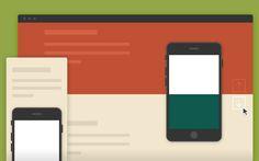 Fixed Background Effect (CSS, jQuery) | Designbeep