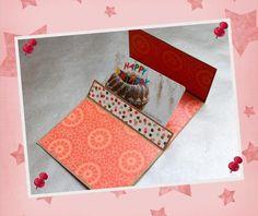 Geschenke für Frauen - Geschenkverpackung Gutscheinkarte - ein Designerstück von…