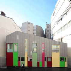 Picard Nursery / BP Architectures
