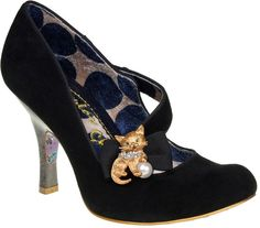 Irregular Choice Wiskers Shoes