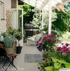 parveke,sisustus,koristekasvit,100% outdoor,parveke kesä