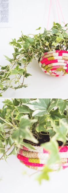 5 leuke DIY-ideeën voor je bloempotten