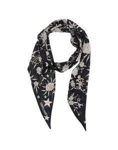 ROBERTO CAVALLI Oblong scarf. #robertocavalli #