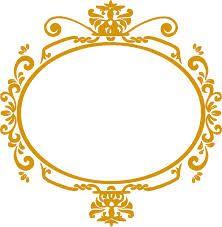 Resultado de imagem para arabescos moldura png