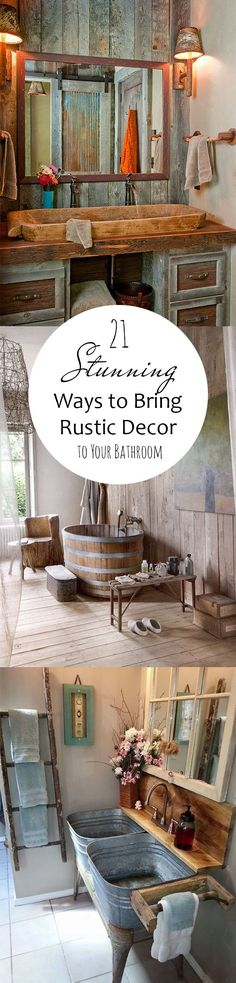 Bathroom, Bathroom Decor, Bathroom Organization, Bathroom Remodel, Popular Pin, Rustic Home Decor, Rustic Home DIY, DIY Home Decor.