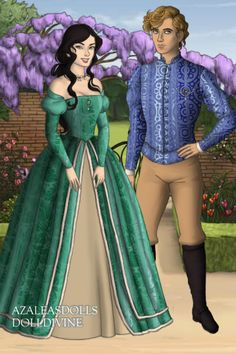 Elisabeth and Cedric