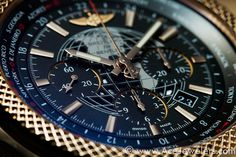 Breitling for Bentley B05 Unitime by acejewelers, via Flickr