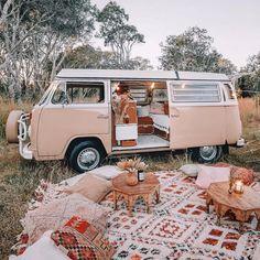 uess what! We are going to try van life this summer in Europe 😬� inspired by featured last year. We will be documenting Van Life, Wolkswagen Van, Kombi Trailer, Camper Caravan, Camper Van, Hippie Camper, Camper Trailers, Travel Trailers, Vw Camping