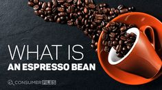 What is an espresso bean and how does it differ from the other beans? We'll answer that here, as well as other questions relating to espresso coffee. What Is An Espresso, Coffee Magazine, Espresso Coffee, Beans, Breakfast, Tableware, Food, Morning Coffee, Dinnerware