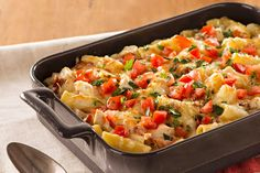 Monterey Chicken Pasta Bake Recipe on Yummly