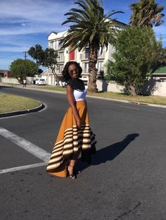 Zethu, Capetown background. Showcasing Xhosa Tradition. ❤️