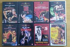 Roger Corman films