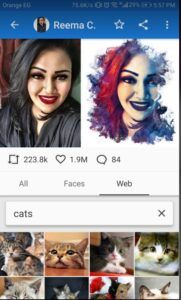 Pin By Abdallahmahmoudhassan On Coursesshome Cats Art Incoming Call Screenshot