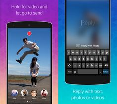 Instagram launches Bolt messaging app
