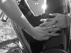 Loved this picture x Wedding Engagement, Engagement Photos, Our Wedding, Dream Wedding, Marry Your Best Friend, Marrying My Best Friend, Motorcycle Wedding, Bike Wedding, Harley Davidson Photos