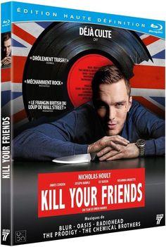 Kill Your Friends (2015) - Blu-ray   - BLURAY NEUF