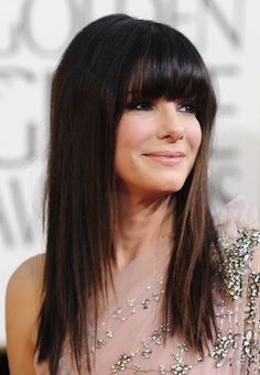 Awesome Bangs Alternative To And Haircuts On Pinterest Short Hairstyles Gunalazisus