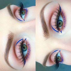'Lazuli' liquid eyeliner on @beautsoup 〰️ Select liquid liners on sale now for $8! ➡ limecrime.com