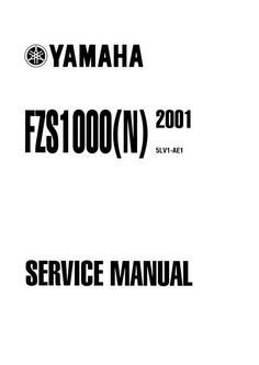 Immo off dvd course pinterest yamaha fazer fzs1000 n 2001 service manualpdf fandeluxe Image collections