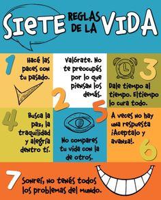 7 Reglas de la Vida!