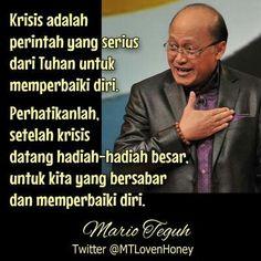 mario teguh Quotes Indonesia, Mario, Inspirational, Words, Inspiration, Horse
