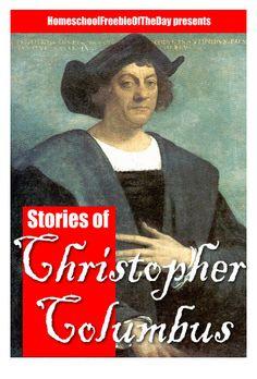 FREE PDF CHRISTOPHER COLUMBUS eBOOK~  Detailed stories of Christopher Columbus.
