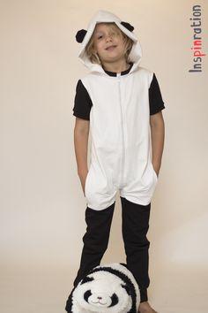 Inspinration // Panda Costume