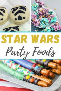 11 Out of this World Star Wars Inspired Party Food Ideas