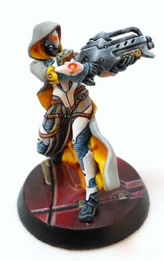 Infinity: Painting a Reverend Custodier - Bell of Lost Souls