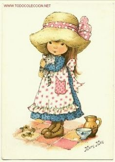 Borboleta Azul: Ilustrações de Mary May