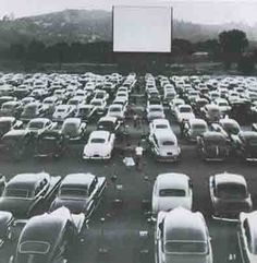 Drive-in theatres, oh what fun they use to be.