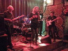 Sissy & the Saints, live in Hoorn, 30 september 2016