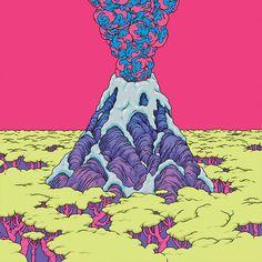 https://www.behance.net/gallery/46861965/planet-artbook-illustration-video