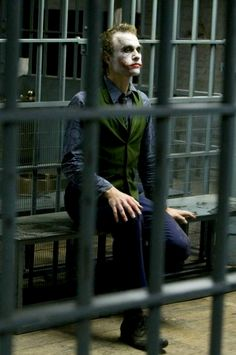 The Joker (Heath Ledger) - The Dark Knight Der Joker, Heath Ledger Joker, Joker Dc, Joker And Harley Quinn, Joker Dark Knight, The Dark Knight Trilogy, Joker 2008, Michael Jackson, Nolan Film