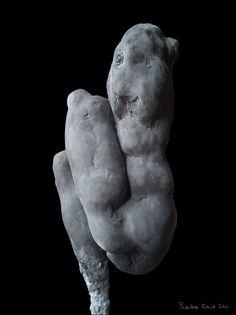 Priestess - paulina kwasow - sculpture