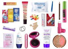 ¿Qué llevar en el neceser de higiene y maquillaje para clase o el trabajo? | trendisima.com